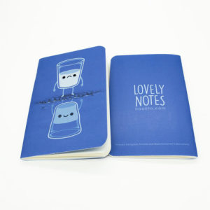 Notebook Lovely notes El lado positivo - Pequeños Placeres