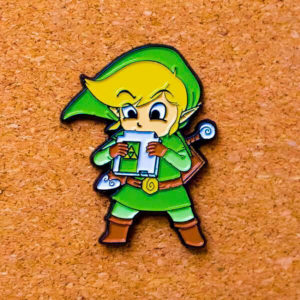 Pin Link de The legend of Zelda - Pequeños Placeres