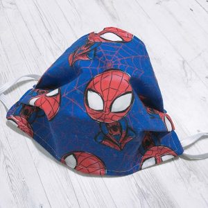 Mascarillas reutilizables para adultos Superhéroes Spiderman - Pequeños Placeres