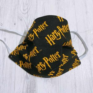 Mascarillas reutilizables homologadas UNE 0065/2020 adultos Harry Potter